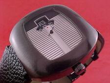 Trajes Tradicionales Digital Jump Hour 60s 70s Led Lcd era Retro Vintage Reloj Pistola