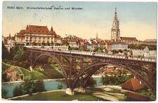 CPA Suisse Mittelland Bern Kasino und Münster