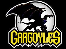 Gargoyles Logo Cartoon TV Series Art HUGE GIANT PRINT POSTER