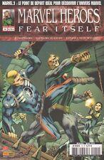 MARVEL HEROES N° 14 Marvel France 3ème Série Panini COMICS