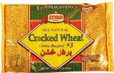 ziyad wheat bulgar no3 course 16 oz pack of 6