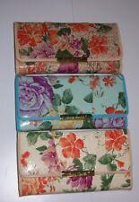 Anna Smith floral print wallet purse