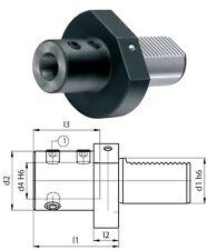 VDI30 DIN69880 Bohrerhalter E1 für Wendeplattenbohrer Werkzeughalter