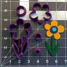Flower 107 Cookie Cutter Set