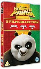 Kung Fu Panda - 3 Movie Collection [Edizione: Regno Unito] [Edizione: Regno U...