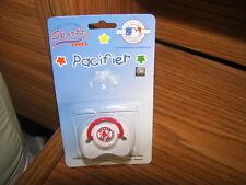 Baseball Boston Red Sox MLB Licenced Infant Baby Pacifier NIP