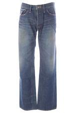 BLUE BLOOD Men's Form MIJ4 Denim Button Fly Jeans MS08D02 $250 NWT