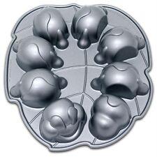 Nordicware 3D CATERPILLAR Cakelet Cake 11x13 HEAVY Cast Aluminum Pan Brand New
