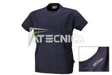 Camiseta algodón azul Beta Work 7548BL ropa profesional manga corta