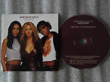 CD-DESTINY'S CHILD-SURVIVOR-Azza'z Soul Remix-Beyoncé-(CD SINGLE)- 2001-2 TRACK