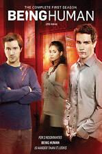 Being Human (U.S. Tv Ser) S1 (Ws)  DVD NEW
