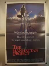 MANHATTAN PROJECT 27x41 Original Movie Poster One Sheet