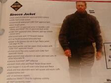 "Teknic ""Sirocco"" Men's Size 48 Blue Riding Jacket-$329"