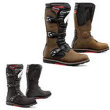 Forma Boulder Trials Boots Trail 6.5 7 8 9 9.5 10.5 11 12 13 Trail Brown Black