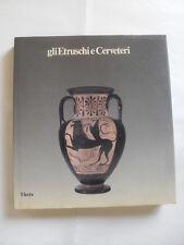 AAVV - ETRUSCHI E CERVETERI - ED.ELECTA - 1980
