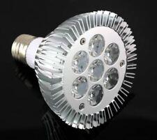21W LED Grow Pflanzenlampe Growlight E27 Light 7 x 3W Full Spectrum Hydroponics