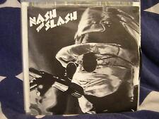"Nash The Slash-Dead Man's Curve 7""-PRODUCED BY STEVE HILLAGE-RARE!!!!!!!!!!!!!!!"