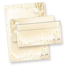 Briefpapier MÄRCHEN Weihnachten Weihnachtsbriefpapier mit/ohne Umschläge