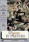 Un giorno in pretura (1954) DVD