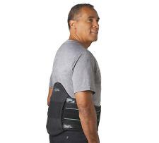 Aspen Medical Summit 631 Lumbar Support Back Brace Black Adjustable L0631 New