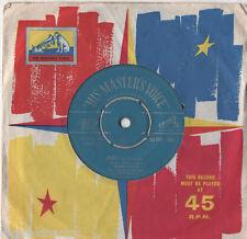 """Kenny Lynch - Puff 7"""" Single 1962"""