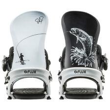 Flux TEAM TM |  Sizes S - M -L  Brand New Snowboard Bindings