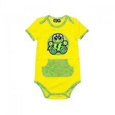 Officiel VR46 Valentino Rossi coton Turtle Classic Baby Body Suit-jaune