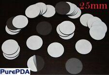 Circle Round Self Adhesive Magnetic Strips Invitation Craft Fridge Photos (25mm)
