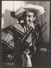 R Photo Joaquin Perez Fernandez Dancer Orig Signed 1954 L@@K