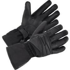Büse Strike Handschuh schwarz Motorradhandschuh wind- und wasserdicht NEU