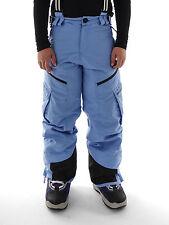 Brunotti Skihose Douglasy Jr blau Hosenträger 8.000mm Schneefang