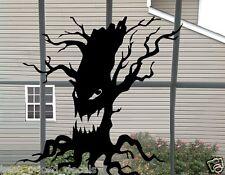 Scary Tree ~ Halloween Wall or Window Decal