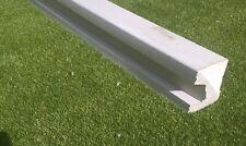 Reinforced Concrete Corner Post (90 degree angle) 5ft, 6ft, 7ft, 8ft, 9ft