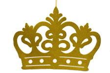 Jumbo Size Princess Crown Glitter Foam Decorations