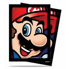 ULTRA PRO 65 Deck Protectors MTG MAGIC FOW POKEMON Super Mario, CHOOSE YOURS!