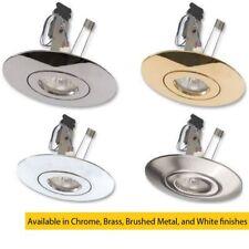 Eterna Hole Converter Recessed Downlights Lighting Fixture Kit Series