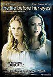 "The Life Before Her Eyes(DVD/2008/Uma Thurman/Evan Rachel Wood/""R""/WS/Brand New)"