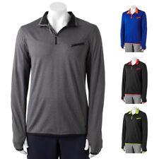 New FILA SPORT Men's Laser 1/4-Zip Fleece Pullover Size XXL MSRP $45