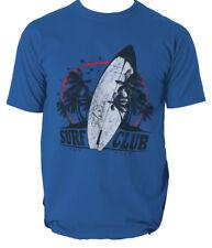 Surf club t shirt Miami Florida surfing beach S-3XL