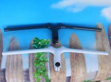 3k Carbon MTB vorbau Lenker 640 660 680 700 720 mm Integrierte Stange Flat Bar