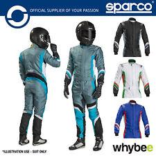 New! 002336 Sparco X-LIGHT KS-7 KS7 Kart Suit Karting CIK-FIA Sizes 44-62 & Kids