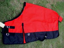 1200D Turnout Waterproof Rain Horse SHEET Light Winter Blanket Gusset 328