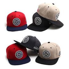 Unisex Mens Womens Premier Premium Quality Crown Baseball Cap Snapback Hats