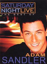 Saturday Night Live - The Best of Adam Sandler (DVD, 2003) Perfect!