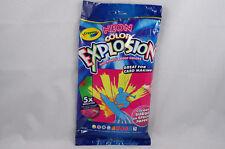 Kids Crayola Color Explosion Mini Kits  - Selection