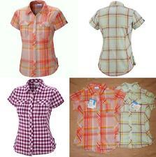 Columbia Women's Camp Henry Short Sleeve Shirt, XS/S/M/L 3_colors - $60 NWT!