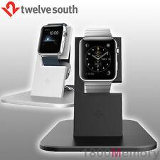 GENUINE Twelve South HiRise Premium Charging Dock Metal Stand for Apple Watch