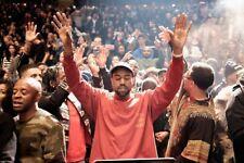 "Kanye West The Life Of Pablo Rap Hip Hop music Poster 12x18""24x36""27x40"" Silk"