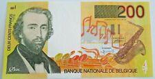 200 Francs Frank Adophe Sax-Saxophone Belgique Belgïe P. 148