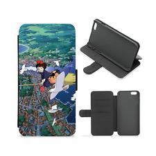Kiki's Delivery Service Studio Ghibli Flip Wallet Phone Case(iPhone, Samsung)